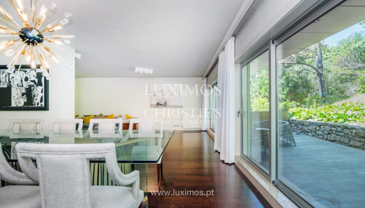 Verkauf Luxuswohnung mit Terrasse, privater Eigentumswohnung, Foz, Portugal_144294