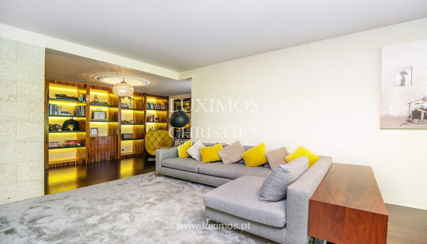 Verkauf Luxuswohnung mit Terrasse, privater Eigentumswohnung, Foz, Portugal_144296