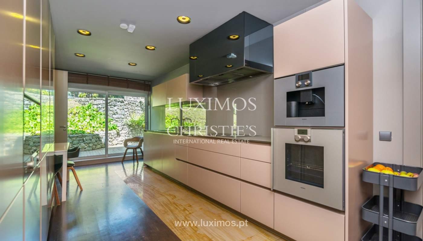 Verkauf Luxuswohnung mit Terrasse, privater Eigentumswohnung, Foz, Portugal_144297