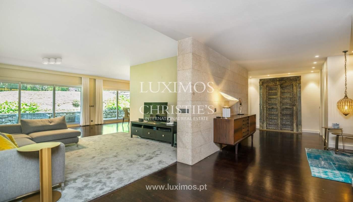 Verkauf Luxuswohnung mit Terrasse, privater Eigentumswohnung, Foz, Portugal_144298