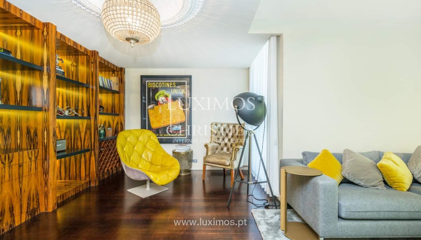 Verkauf Luxuswohnung mit Terrasse, privater Eigentumswohnung, Foz, Portugal_144299