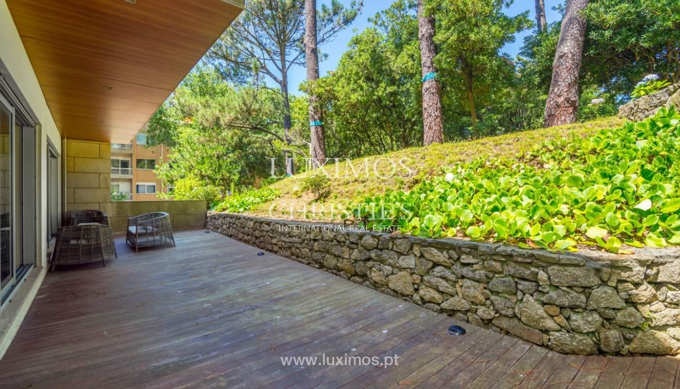 Verkauf Luxuswohnung mit Terrasse, privater Eigentumswohnung, Foz, Portugal_144300