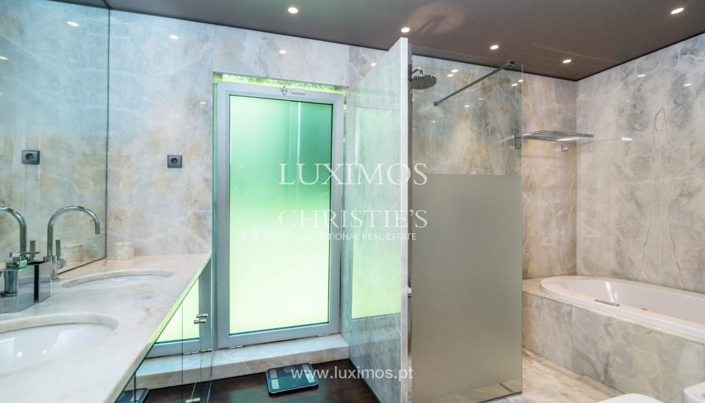 Verkauf Luxuswohnung mit Terrasse, privater Eigentumswohnung, Foz, Portugal_144303