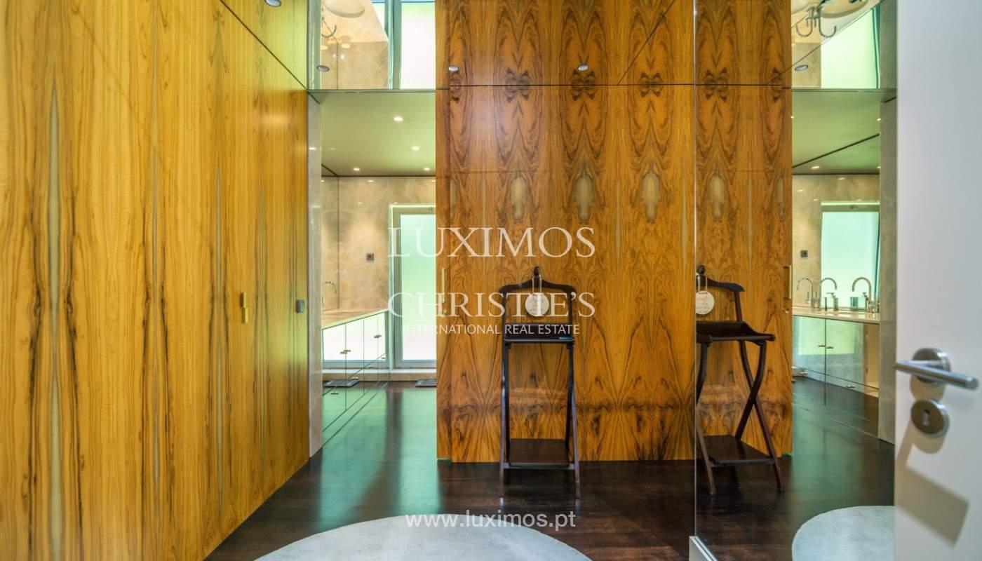 Verkauf Luxuswohnung mit Terrasse, privater Eigentumswohnung, Foz, Portugal_144304