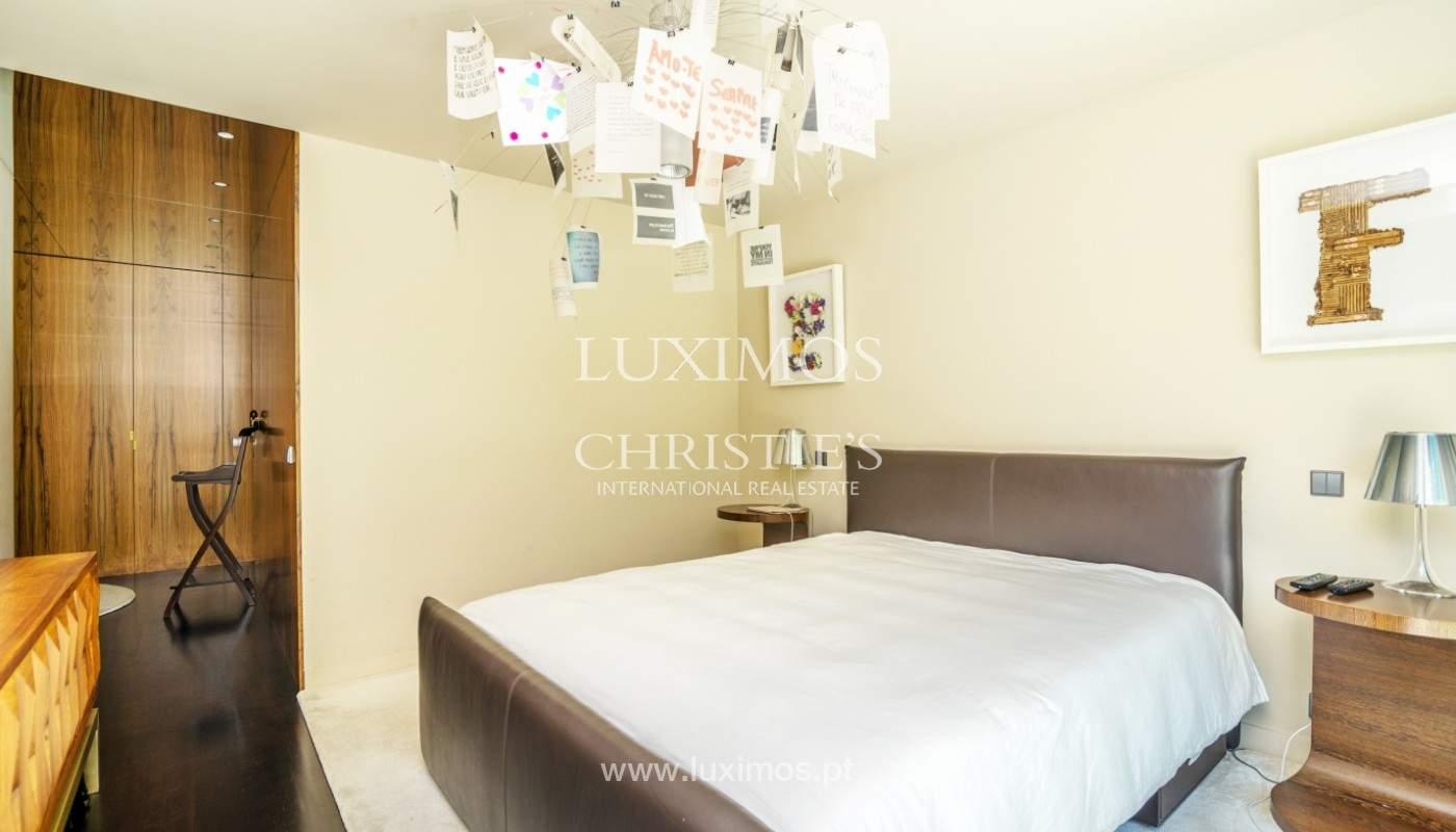 Verkauf Luxuswohnung mit Terrasse, privater Eigentumswohnung, Foz, Portugal_144305