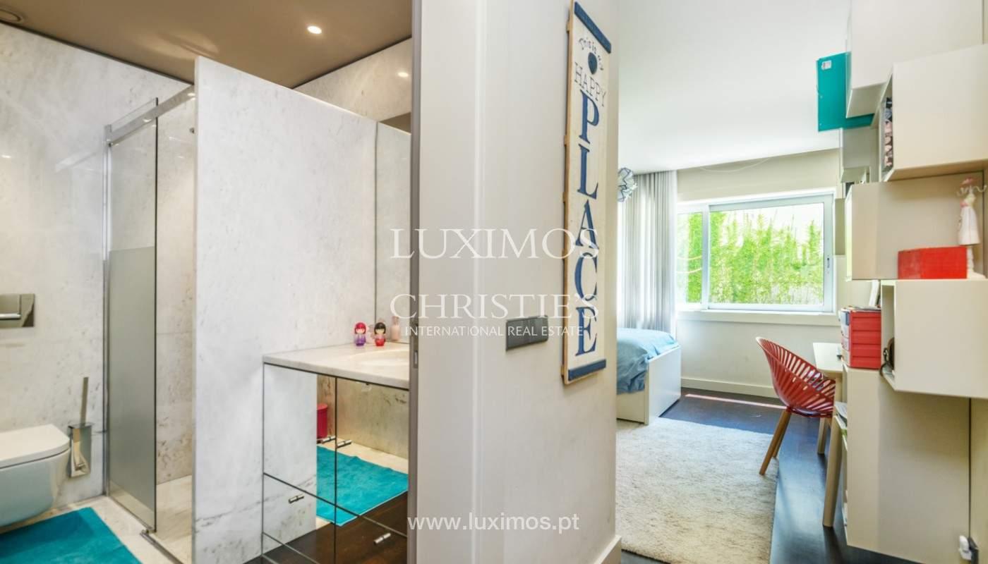 Verkauf Luxuswohnung mit Terrasse, privater Eigentumswohnung, Foz, Portugal_144306