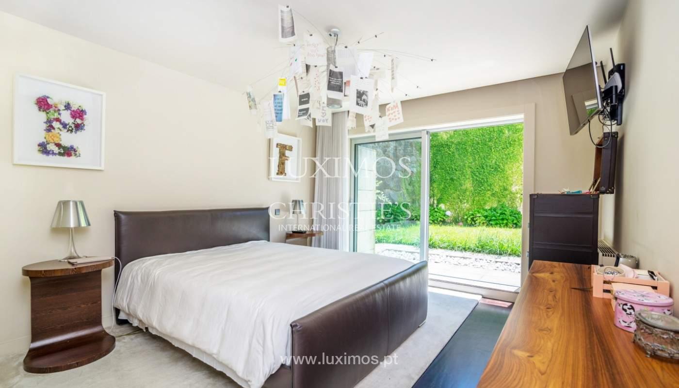 Verkauf Luxuswohnung mit Terrasse, privater Eigentumswohnung, Foz, Portugal_144308