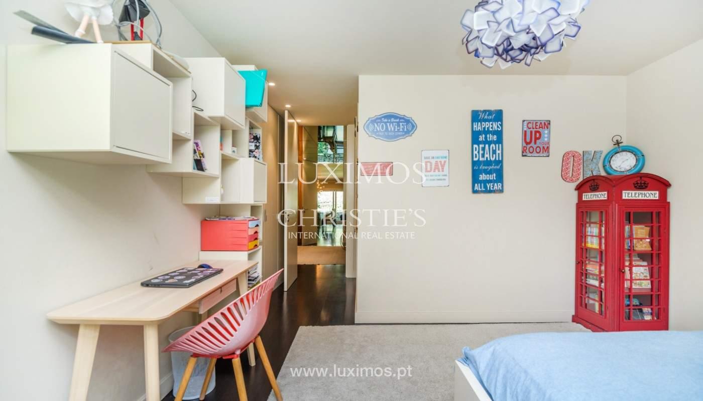 Verkauf Luxuswohnung mit Terrasse, privater Eigentumswohnung, Foz, Portugal_144309