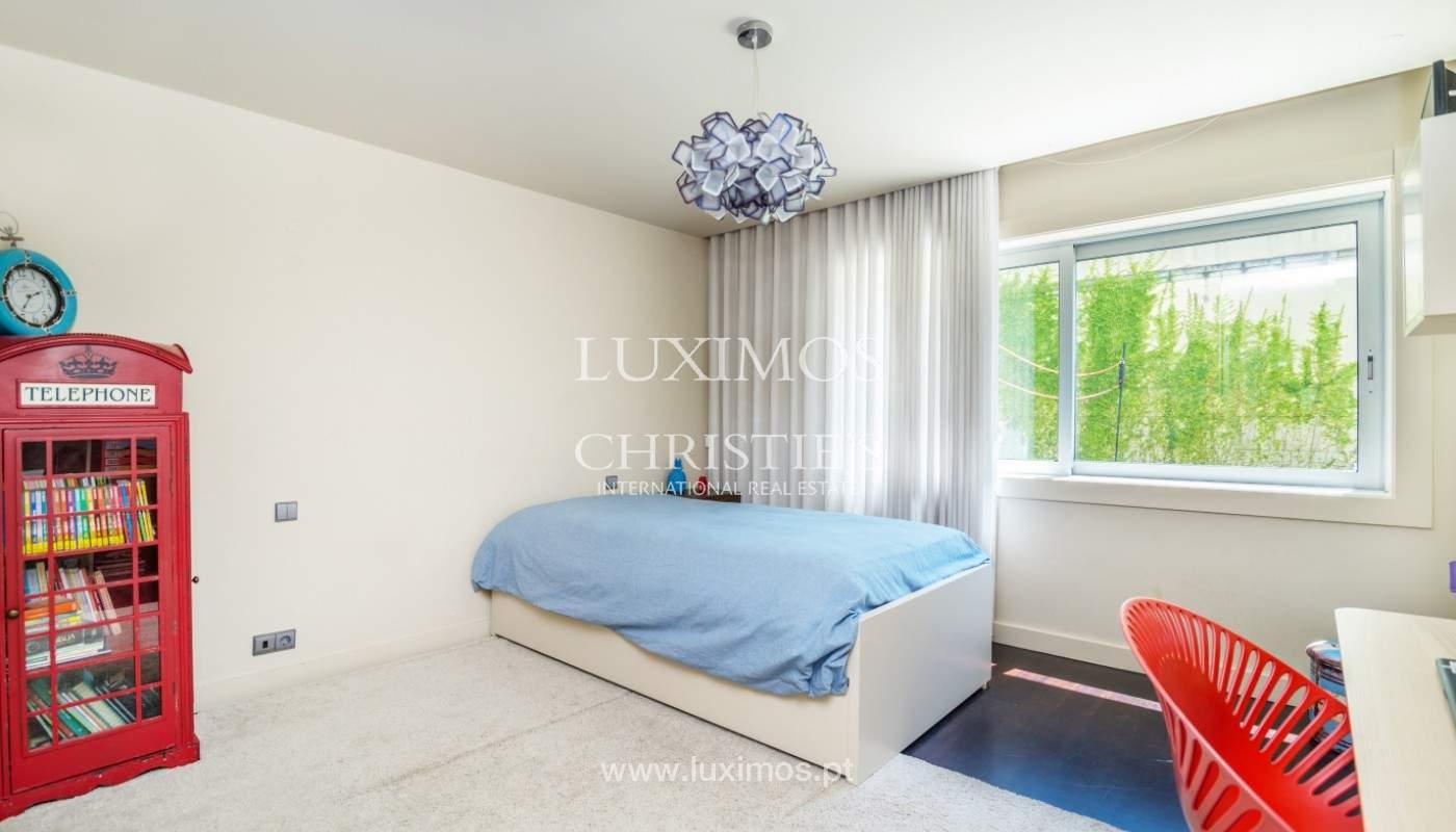 Verkauf Luxuswohnung mit Terrasse, privater Eigentumswohnung, Foz, Portugal_144310
