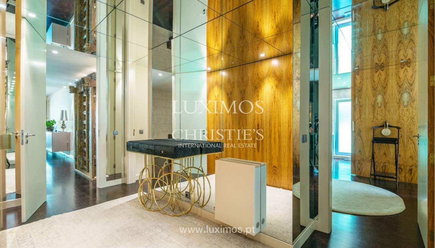 Verkauf Luxuswohnung mit Terrasse, privater Eigentumswohnung, Foz, Portugal_144311