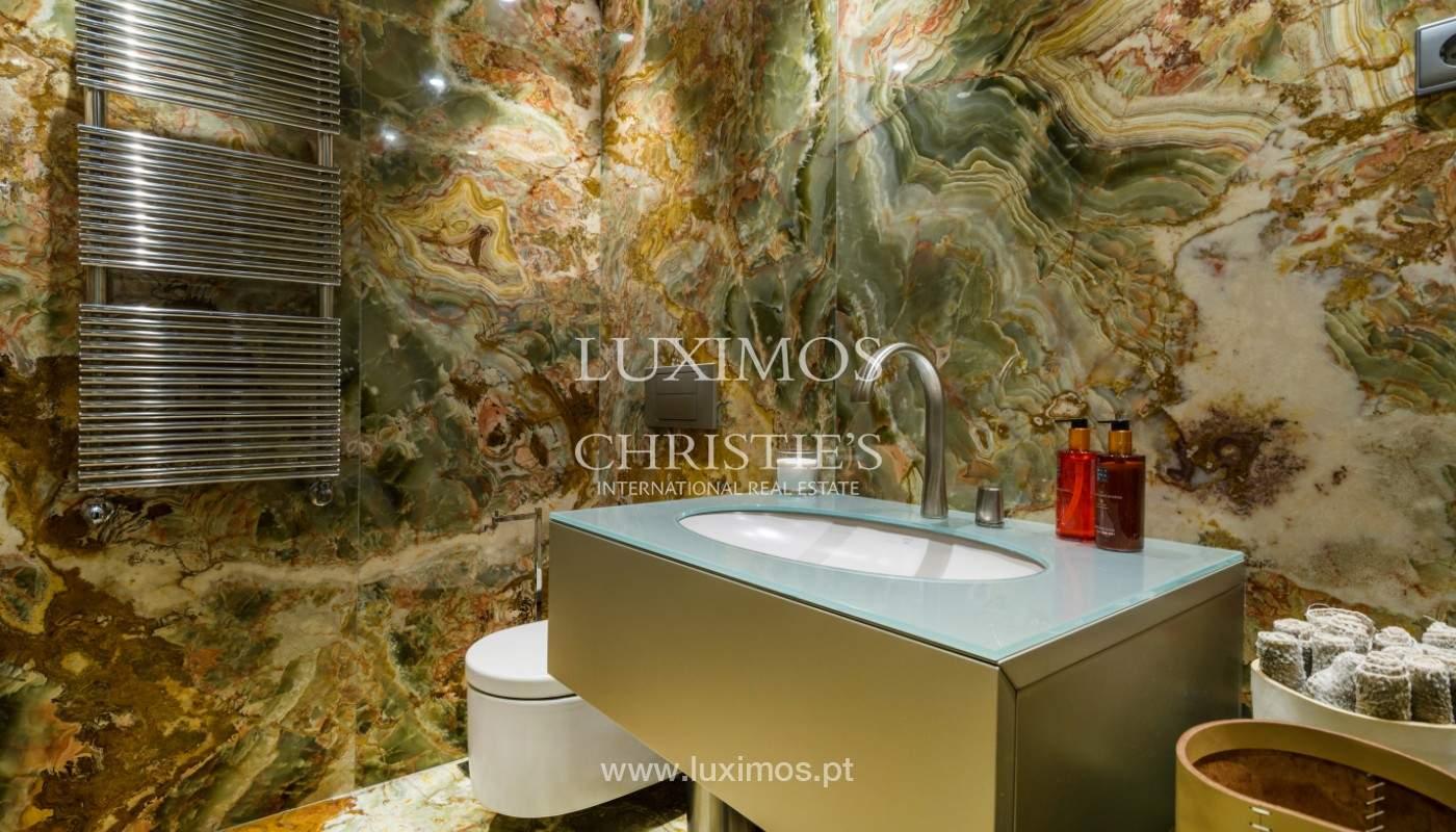 Verkauf Luxuswohnung mit Terrasse, privater Eigentumswohnung, Foz, Portugal_144313