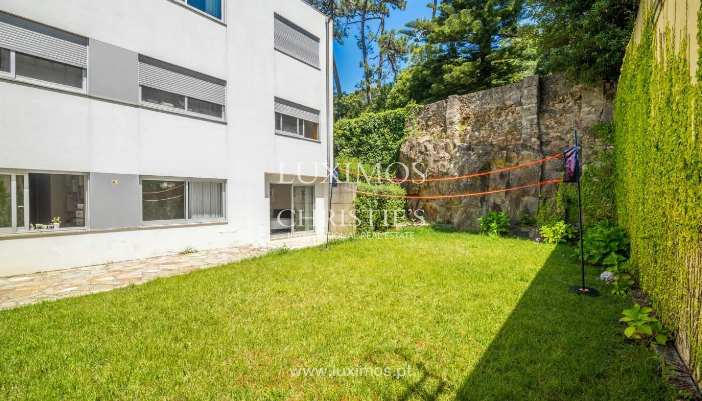 Verkauf Luxuswohnung mit Terrasse, privater Eigentumswohnung, Foz, Portugal_144314