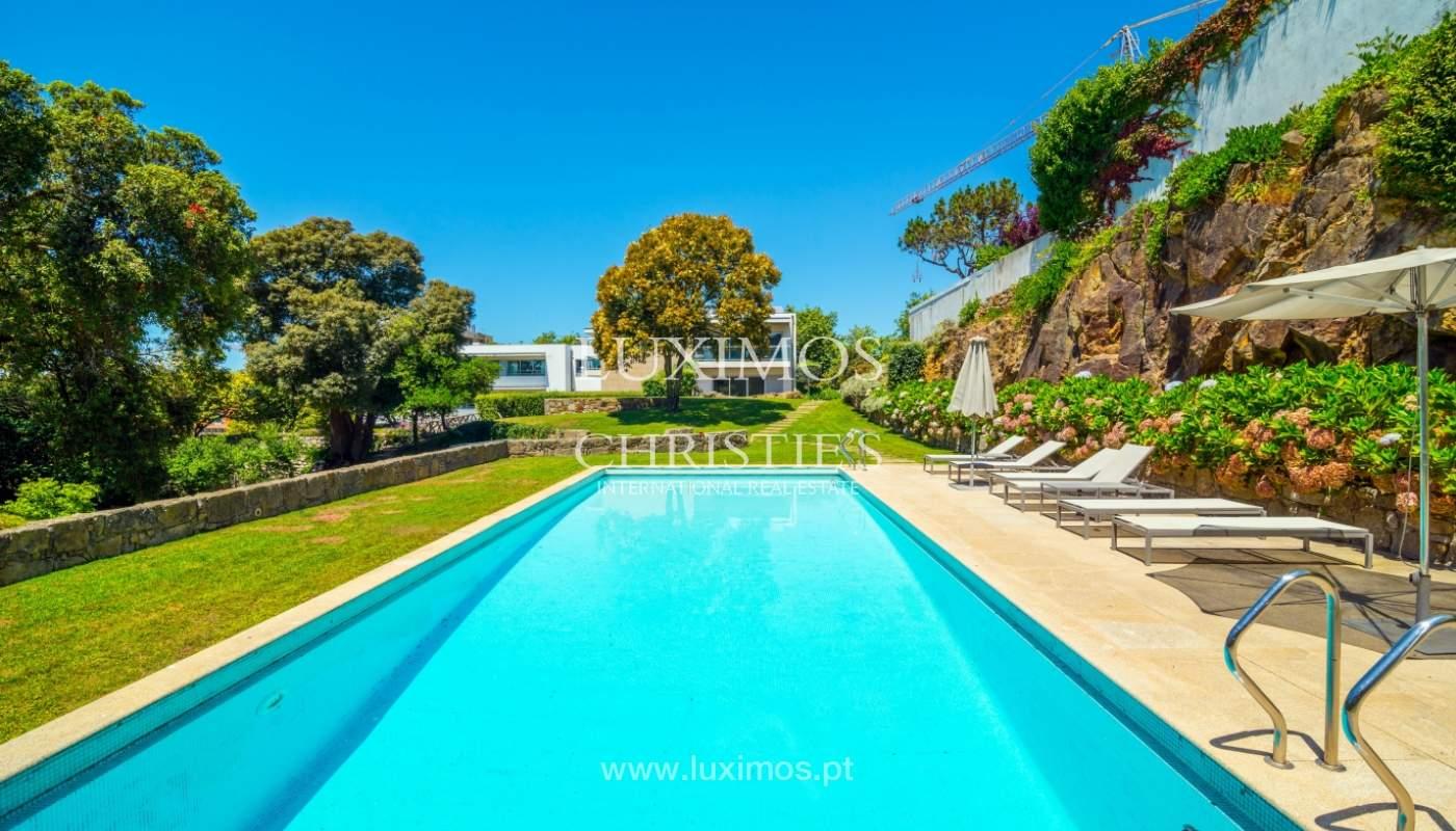 Verkauf Luxuswohnung mit Terrasse, privater Eigentumswohnung, Foz, Portugal_144315