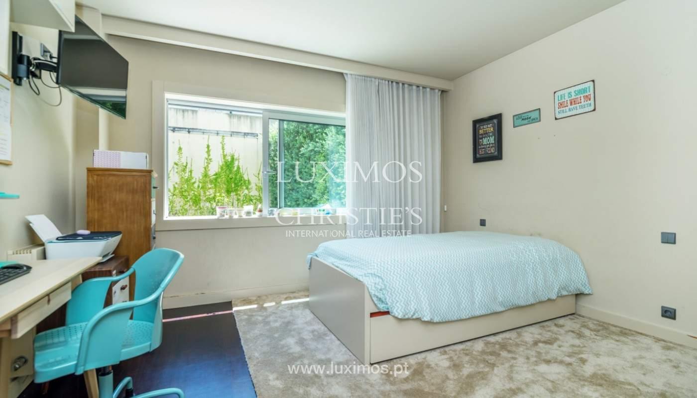 Verkauf Luxuswohnung mit Terrasse, privater Eigentumswohnung, Foz, Portugal_144316