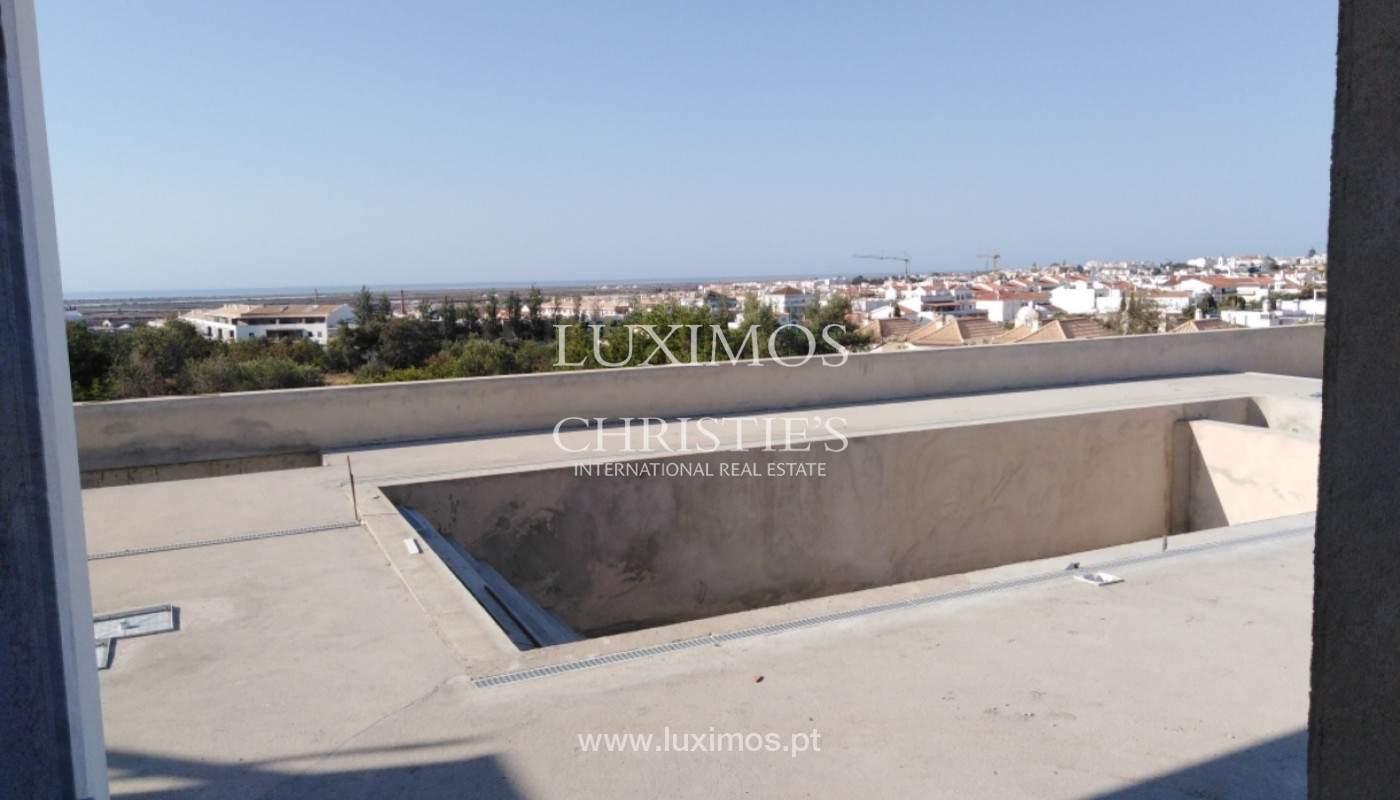 Villa neuve à vendre avec vue sur la mer à Tavira, Algarve, Portugal_144346