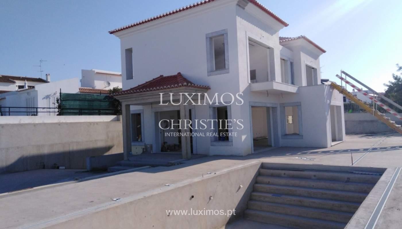 Villa neuve à vendre avec vue sur la mer à Tavira, Algarve, Portugal_144347