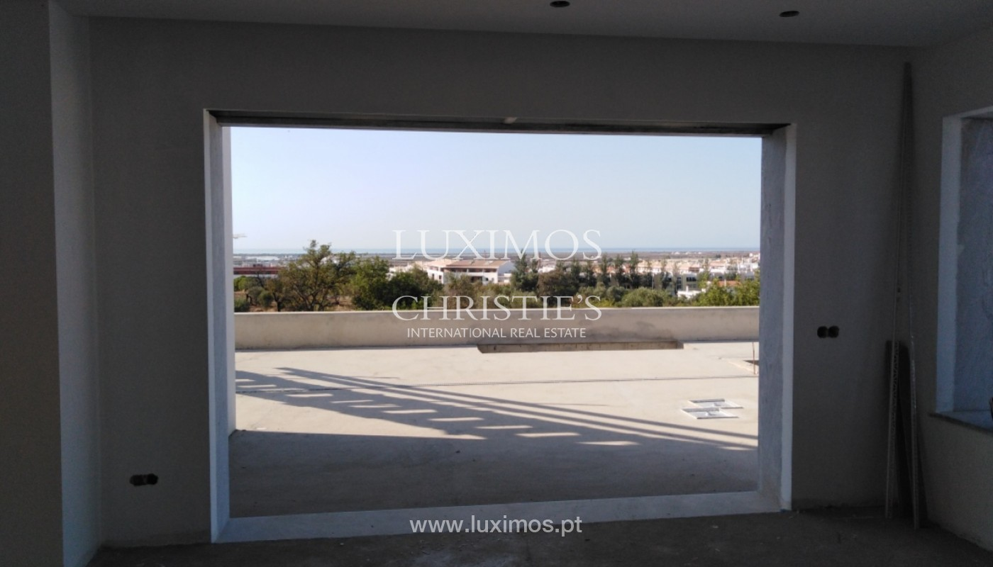 Villa neuve à vendre avec vue sur la mer à Tavira, Algarve, Portugal_144348