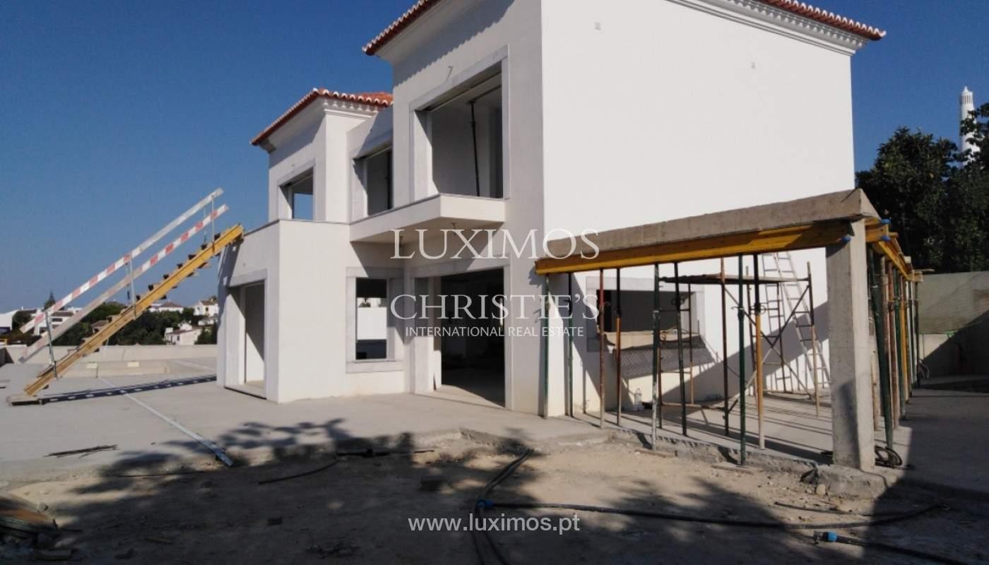 Villa neuve à vendre avec vue sur la mer à Tavira, Algarve, Portugal_144349