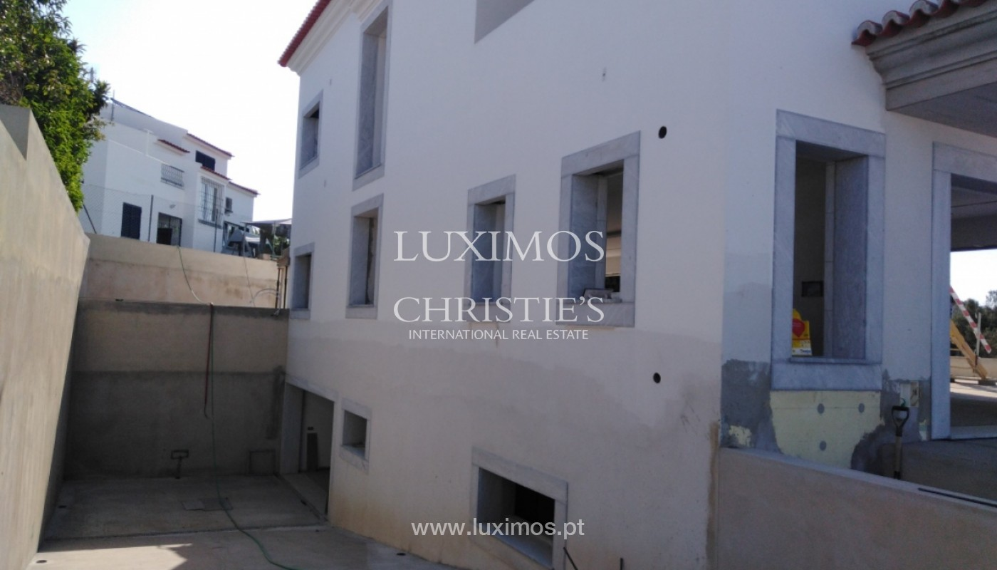 Villa neuve à vendre avec vue sur la mer à Tavira, Algarve, Portugal_144351