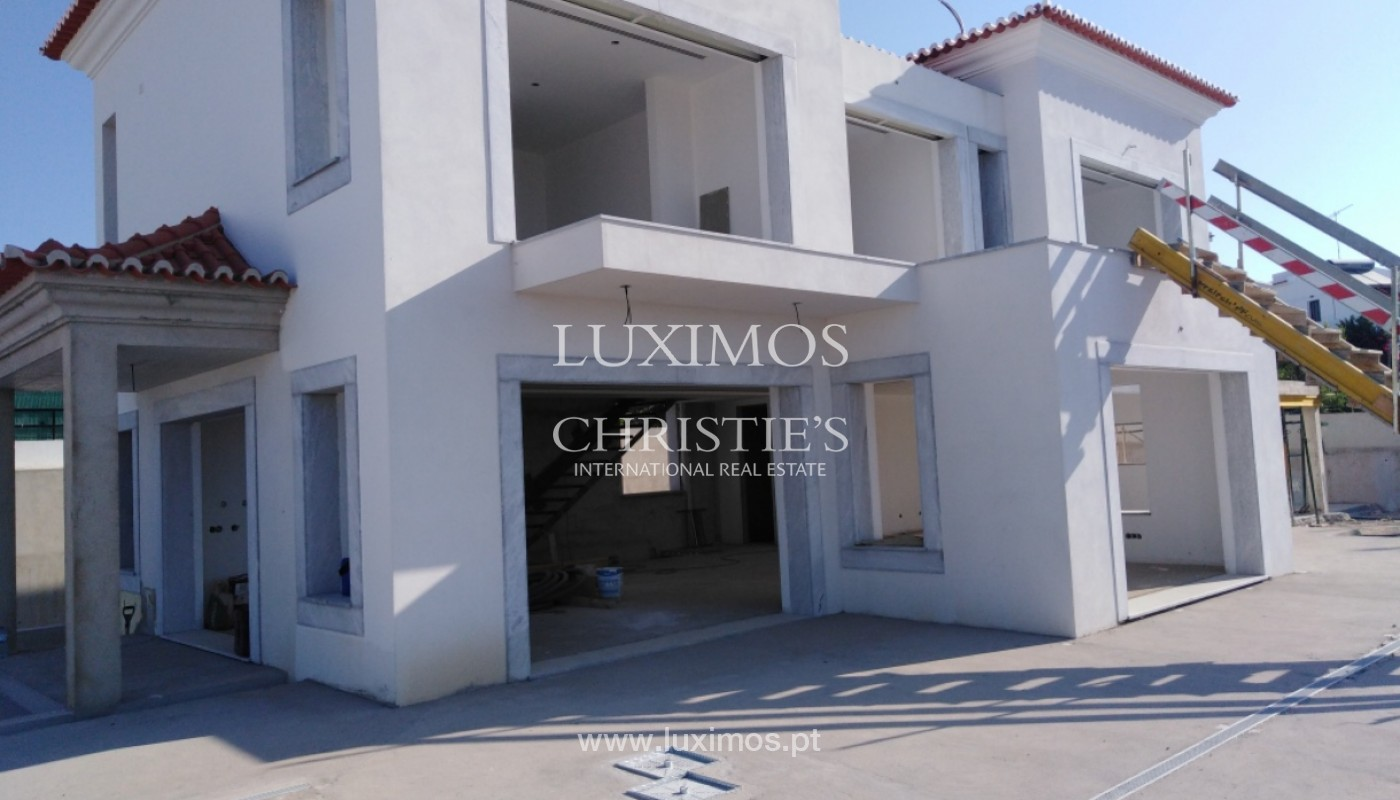 Villa neuve à vendre avec vue sur la mer à Tavira, Algarve, Portugal_144354