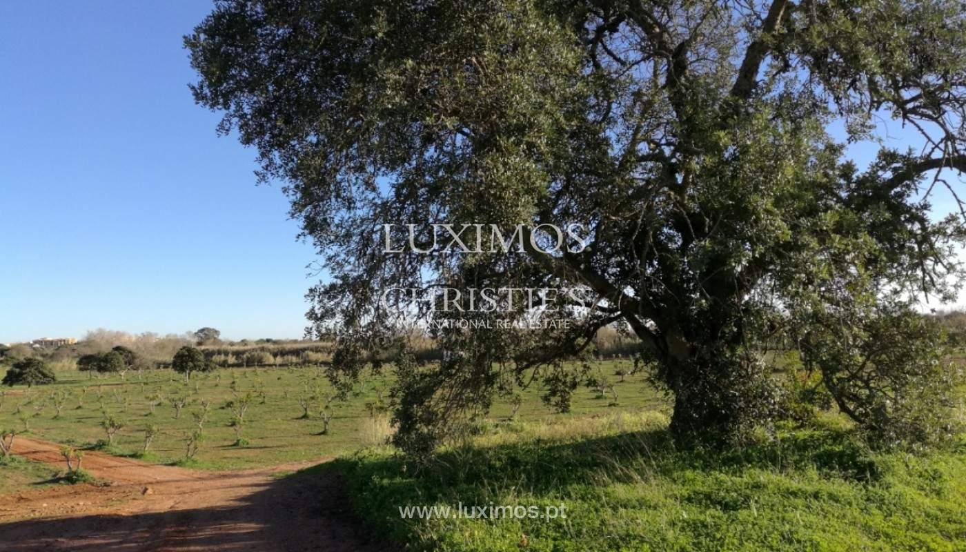 9 ha terreno con proyecto aprobado, Quarteira, Algarve, Portugal _144356