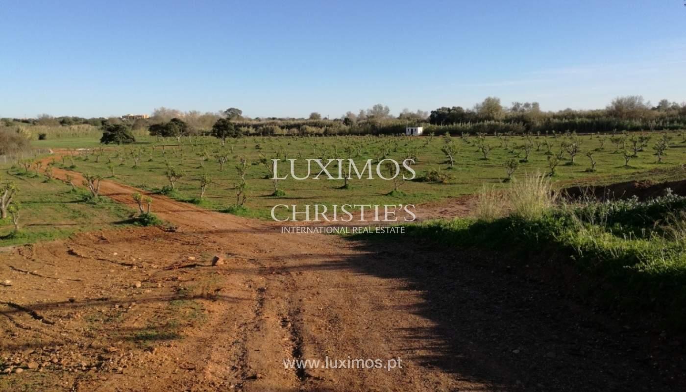 9 ha terreno con proyecto aprobado, Quarteira, Algarve, Portugal _144359
