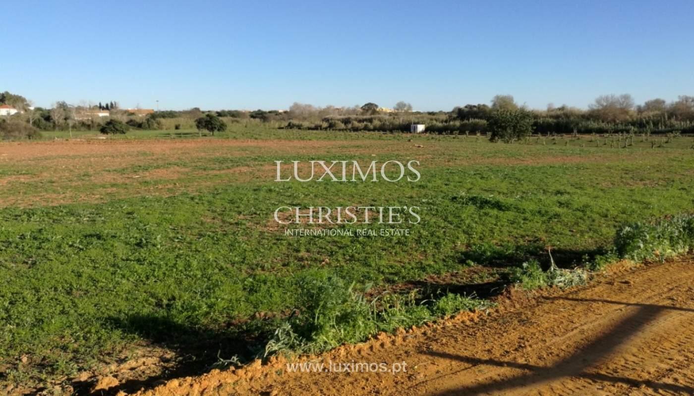 9 ha terreno con proyecto aprobado, Quarteira, Algarve, Portugal _144360