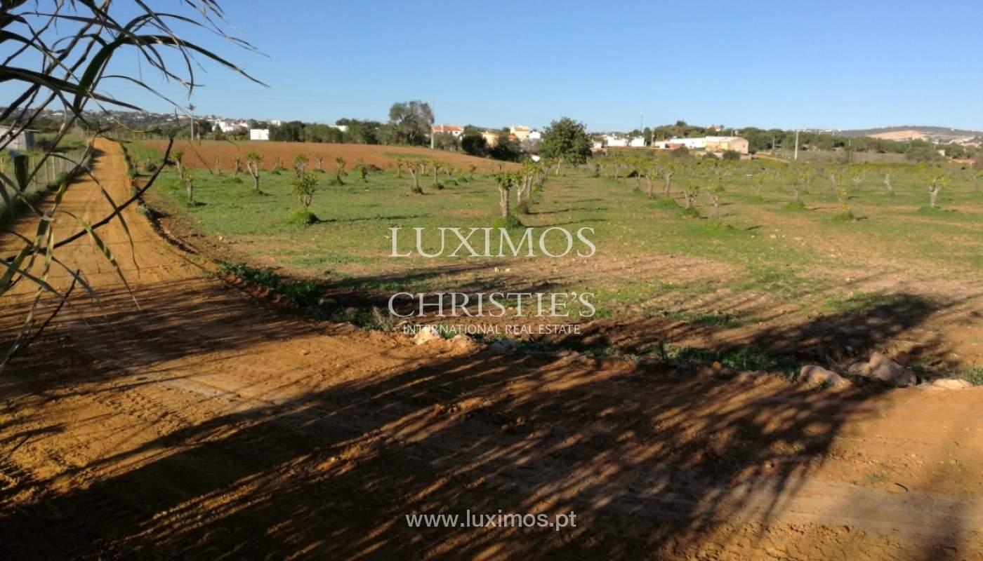9 ha terreno con proyecto aprobado, Quarteira, Algarve, Portugal _144361