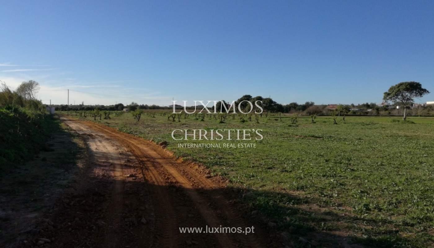 9 ha plot of land, project approved, Quarteira, Algarve Portugal_144363
