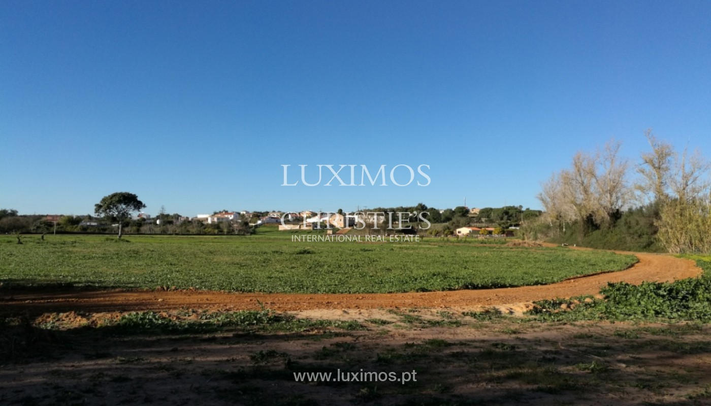 9 ha terreno con proyecto aprobado, Quarteira, Algarve, Portugal _144364