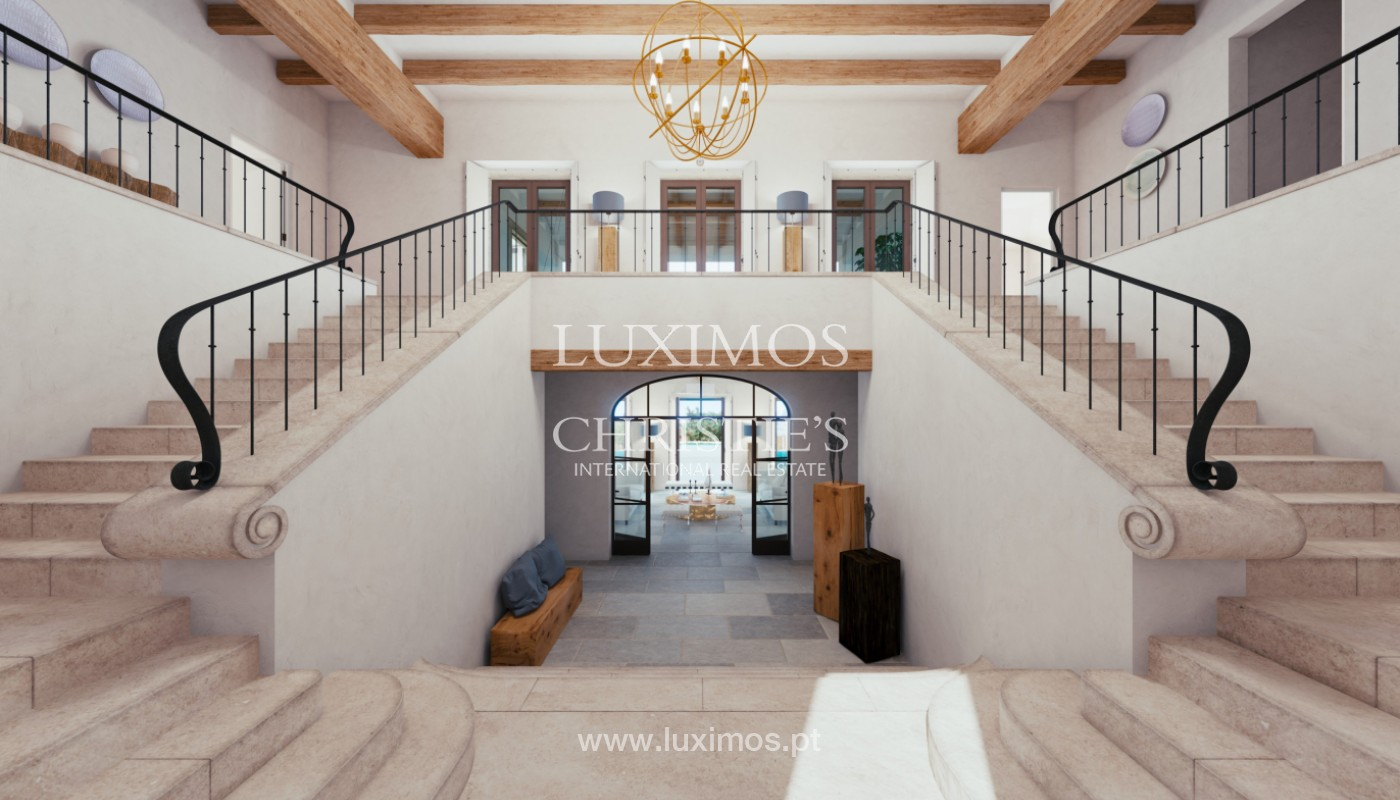 Villa moderne et luxueuse V7, avec piscines, vue sur la mer, Lagoa, Algarve_144445