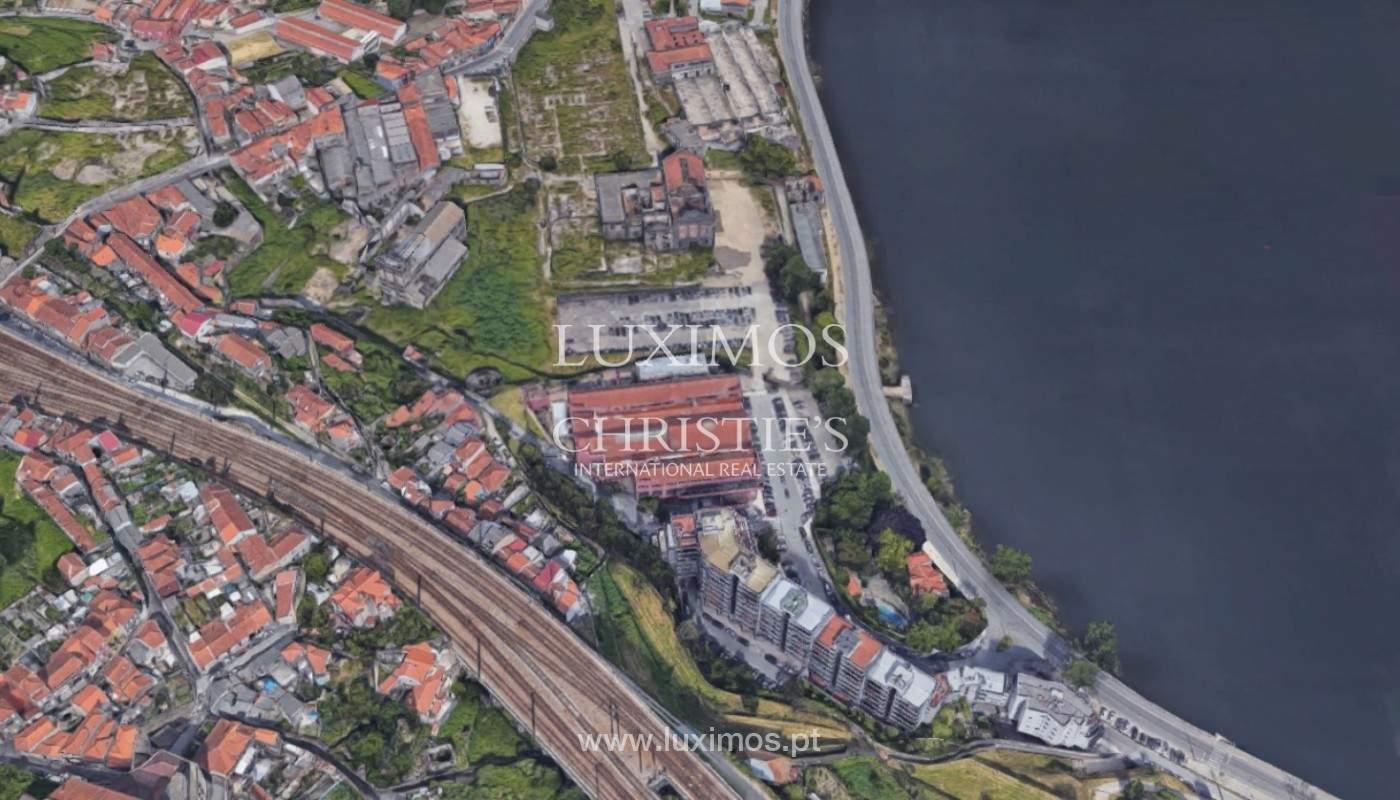 Venda de terreno para construção com projeto aprovado, em Campanhã_144554