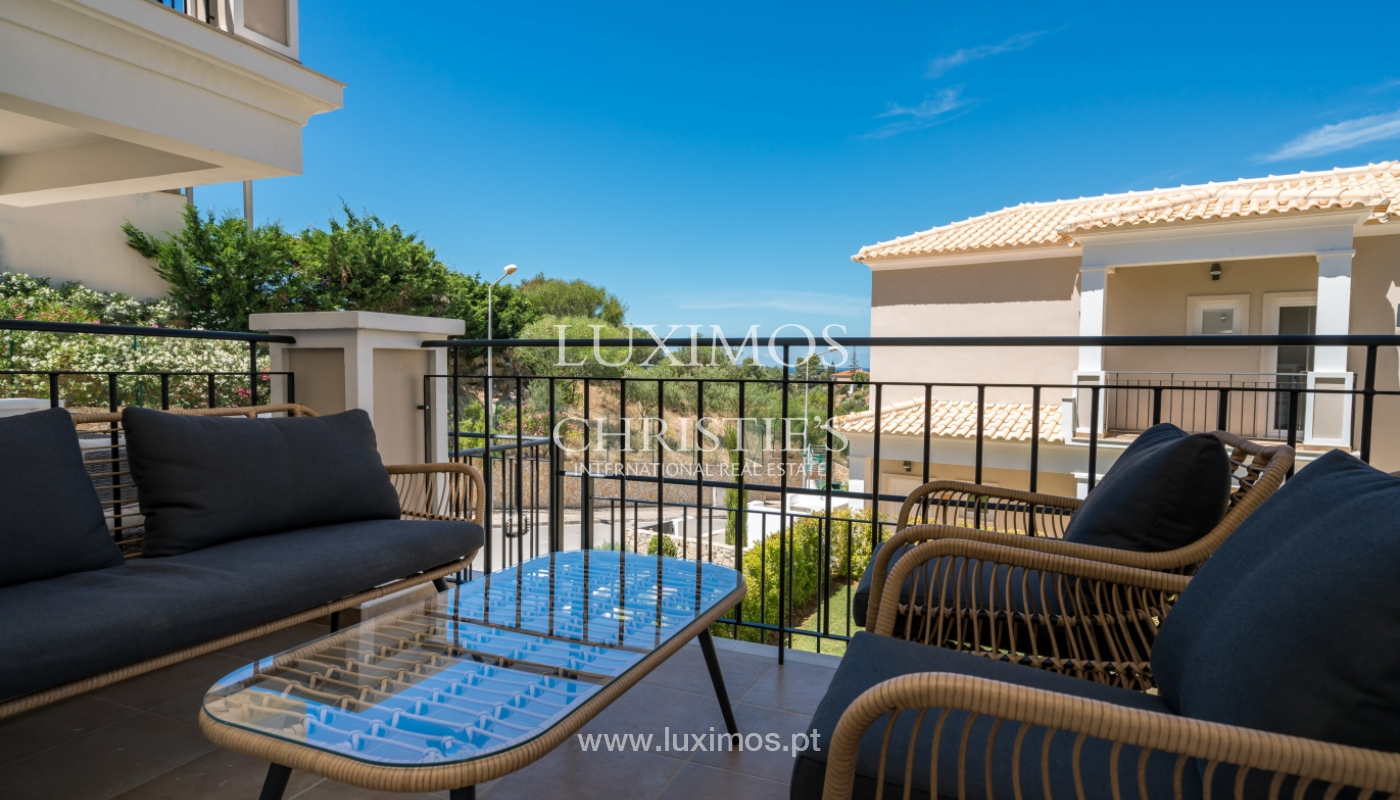 new villa with 2 bedrooms, with pool and garage, Albufeira, Algarve_144687
