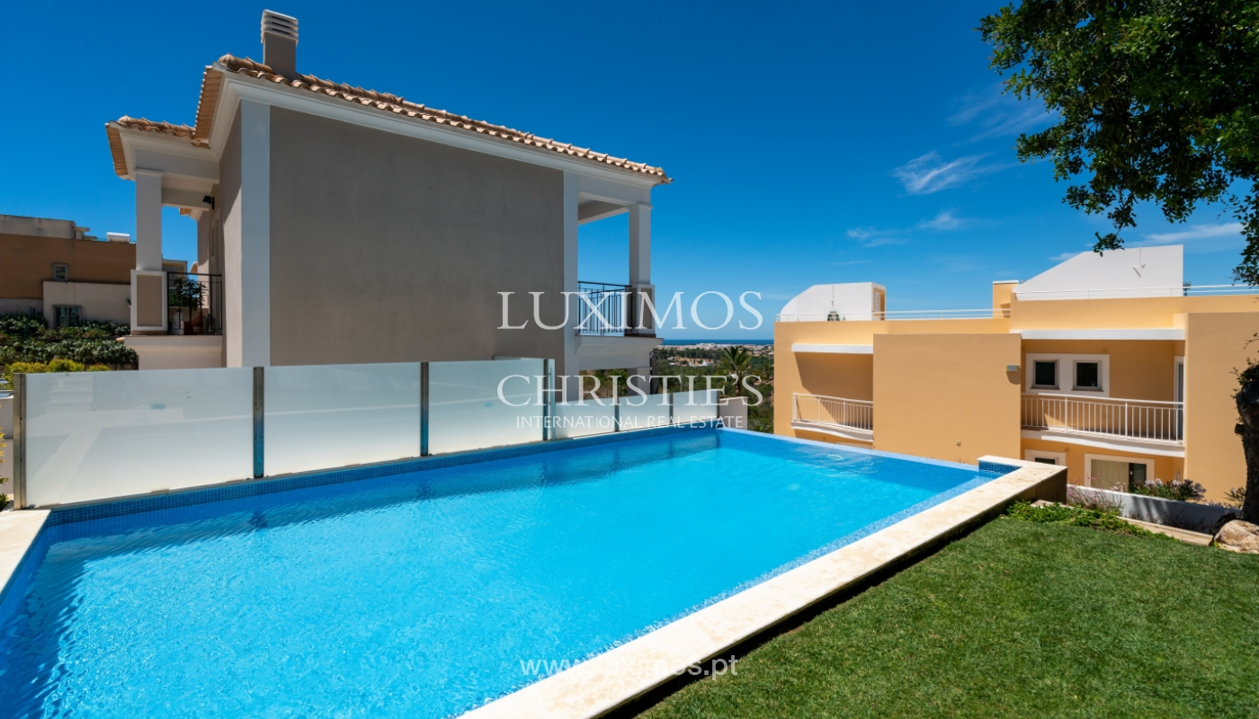new villa with 2 bedrooms, with pool and garage, Albufeira, Algarve_144711