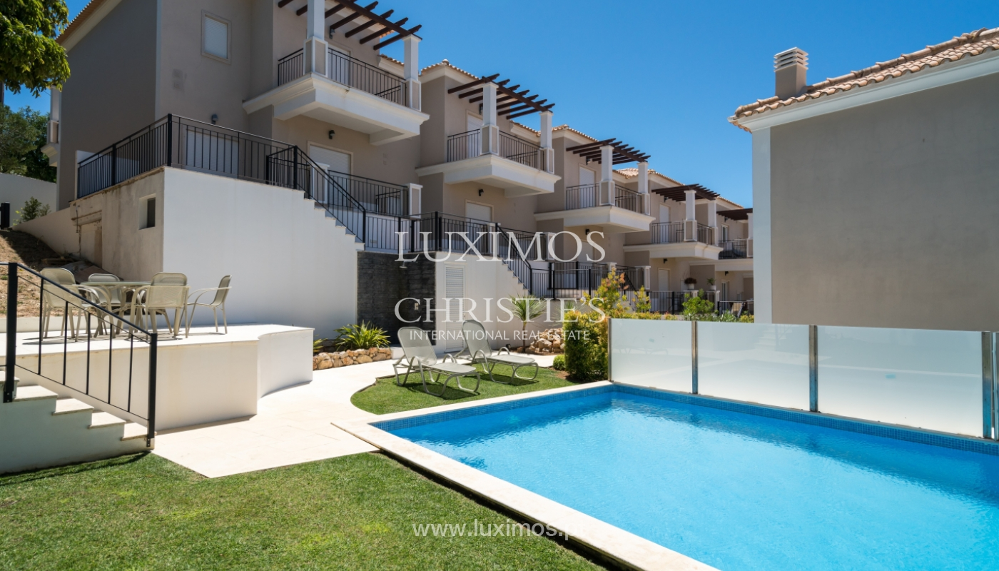 new villa with 2 bedrooms, with pool and garage, Albufeira, Algarve_144713