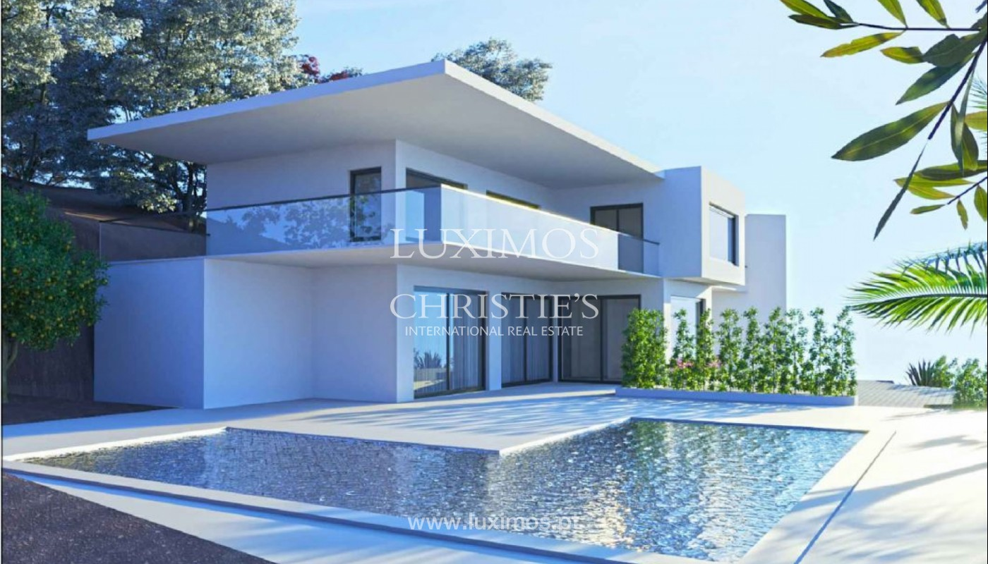 New villa for sale with pool, São Brás de Alportel, Algarve, Portugal_144789