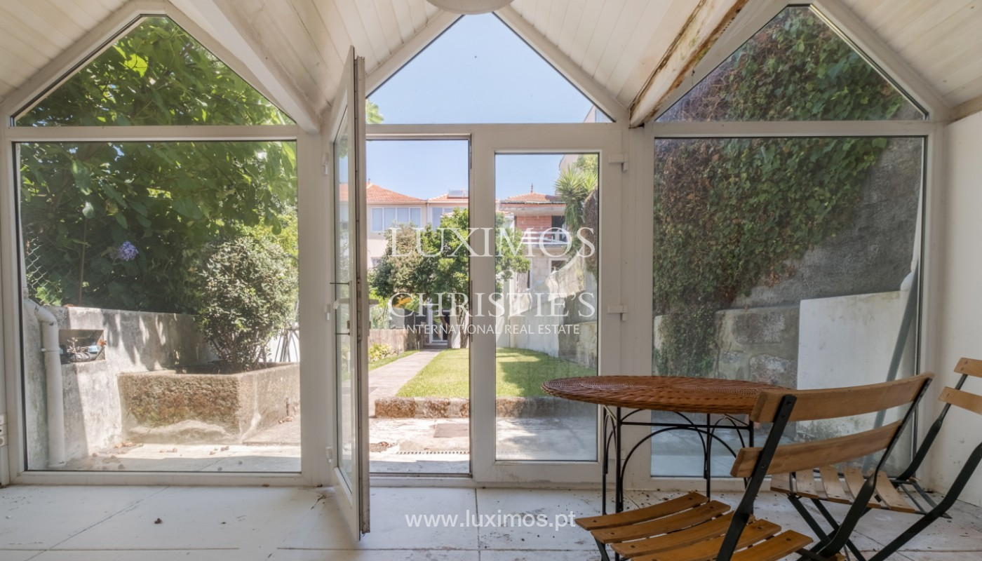 Remodel house, for sale, in the center of Porto, Portugal_144855