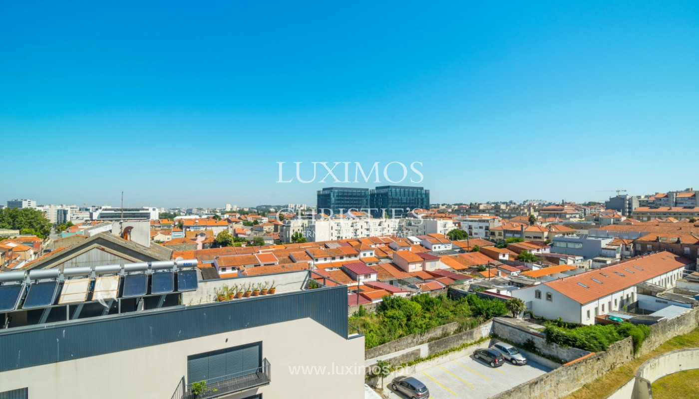 Penthouse en un condominio privado, Boavista, Porto, Portugal_144928