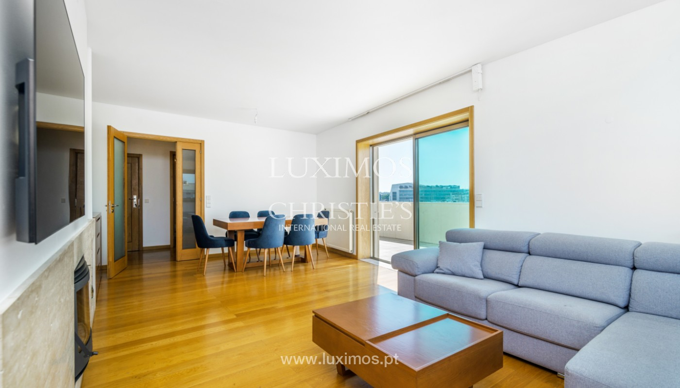 Penthouse in private condominium, Boavista, Porto, Portugal_144933