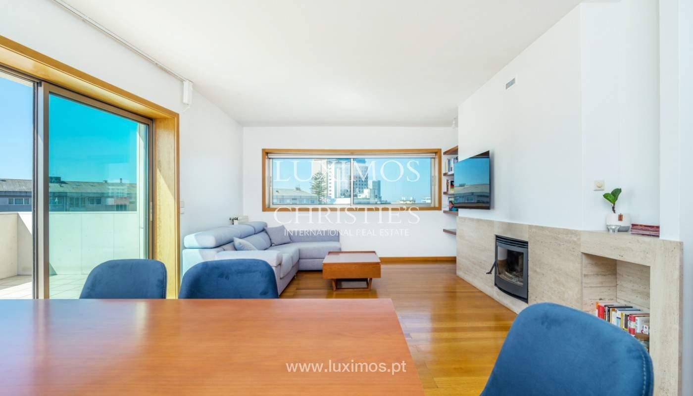 Penthouse in privater Eigentumswohnung, Boavista, Porto, Portugal_144934