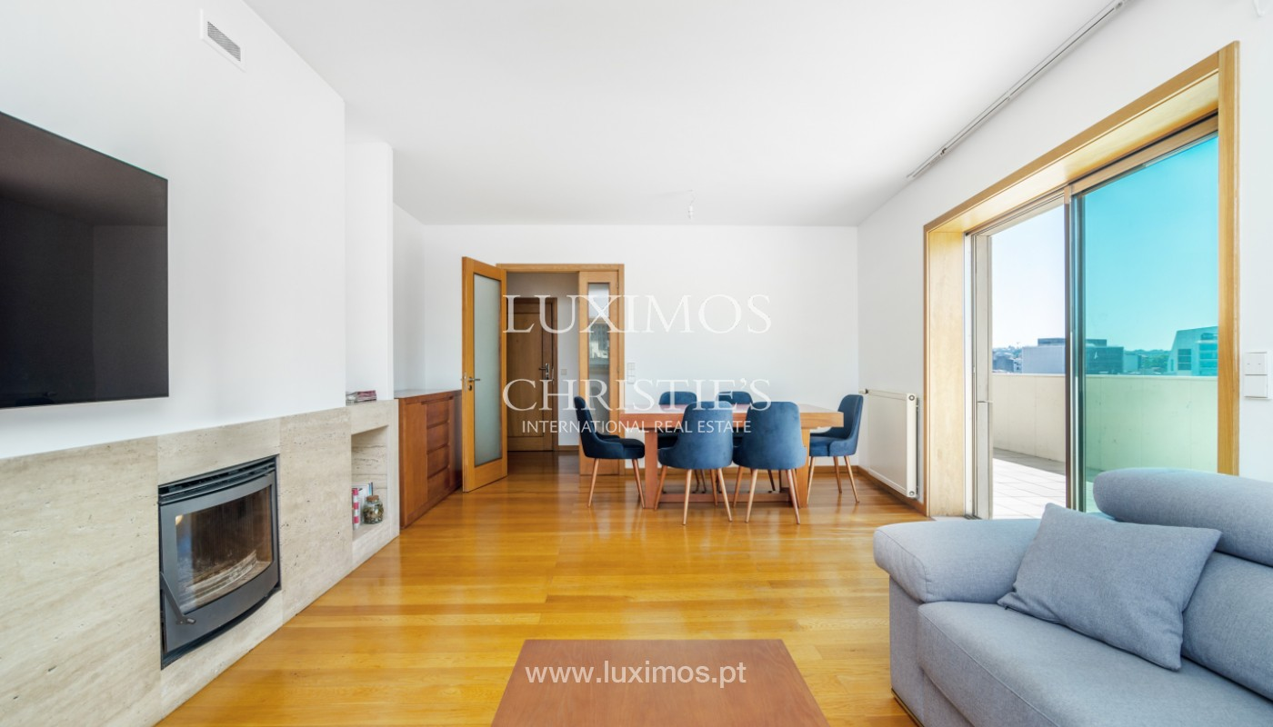 Penthouse in privater Eigentumswohnung, Boavista, Porto, Portugal_144935