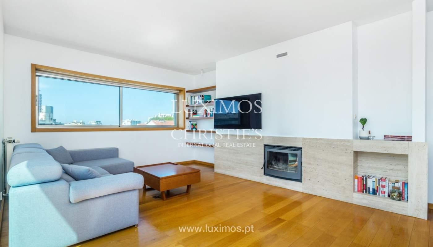 Penthouse in privater Eigentumswohnung, Boavista, Porto, Portugal_144936