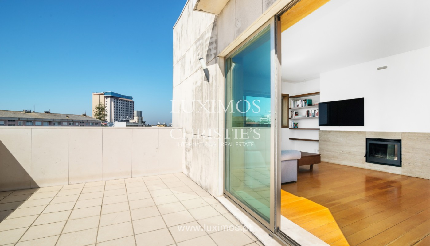 Penthouse in private condominium, Boavista, Porto, Portugal_144942