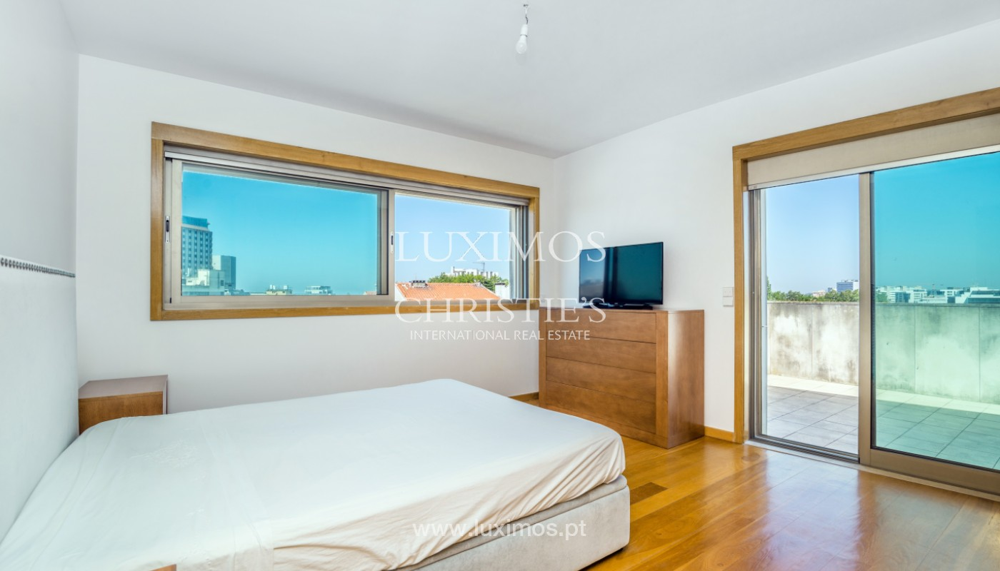 Penthouse in privater Eigentumswohnung, Boavista, Porto, Portugal_144946