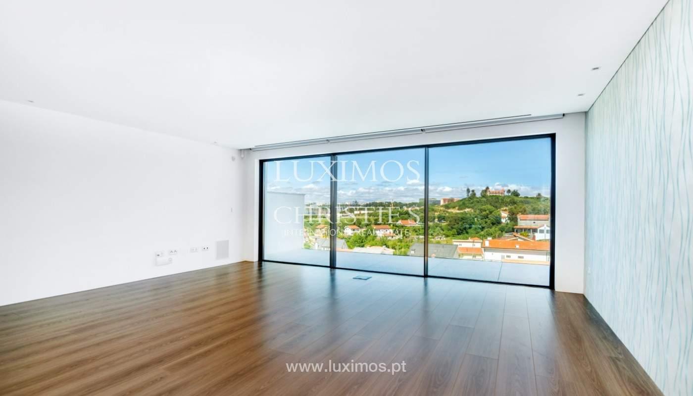 Villa avec vue sur la rivière et la mer, à vendre, Canidelo, Gaia, Portugal_144974