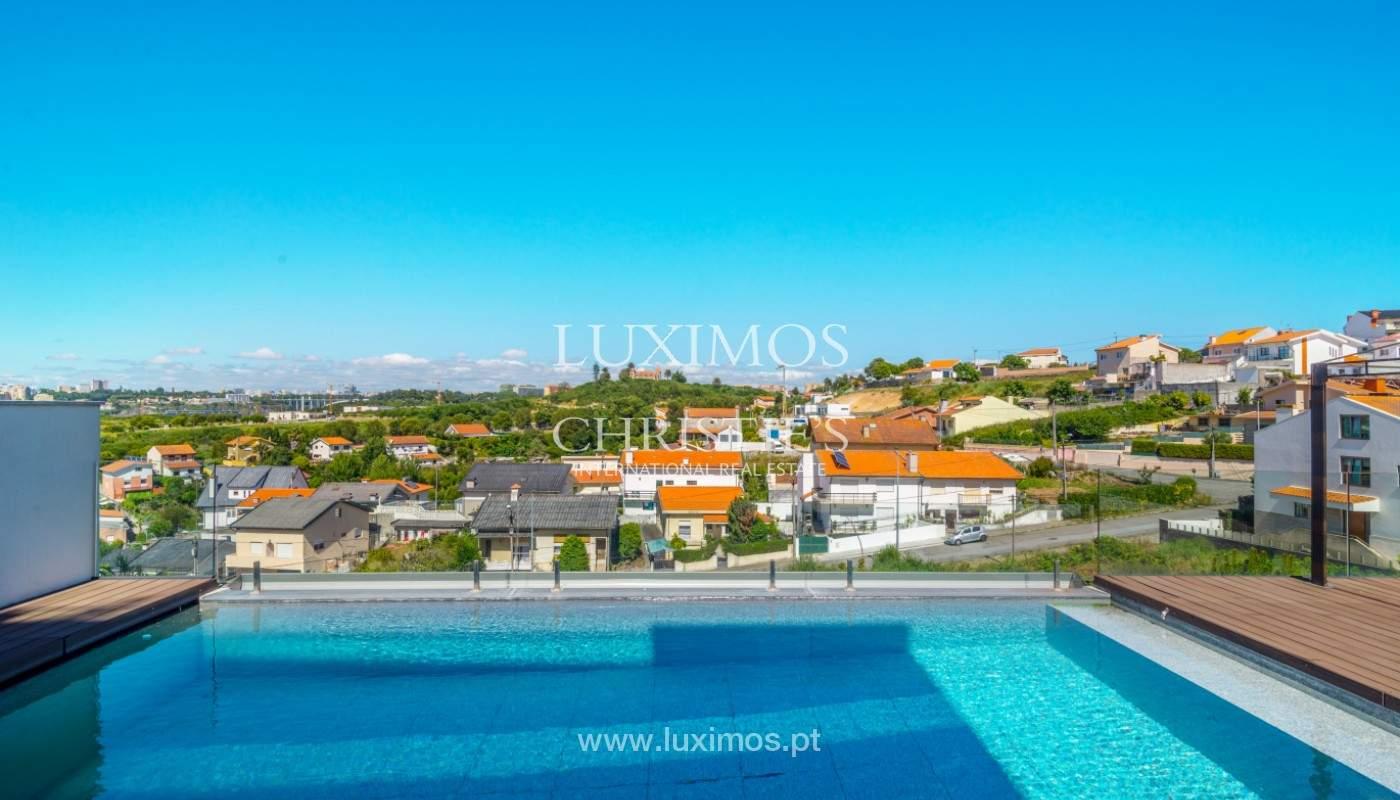 Villa avec vue sur la rivière et la mer, à vendre, Canidelo, Gaia, Portugal_144993