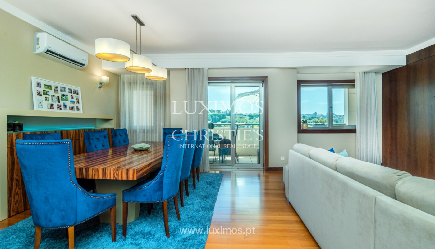 Luxury Apartment, with river view, for sale, Gondomar, Porto, Portugal_144998