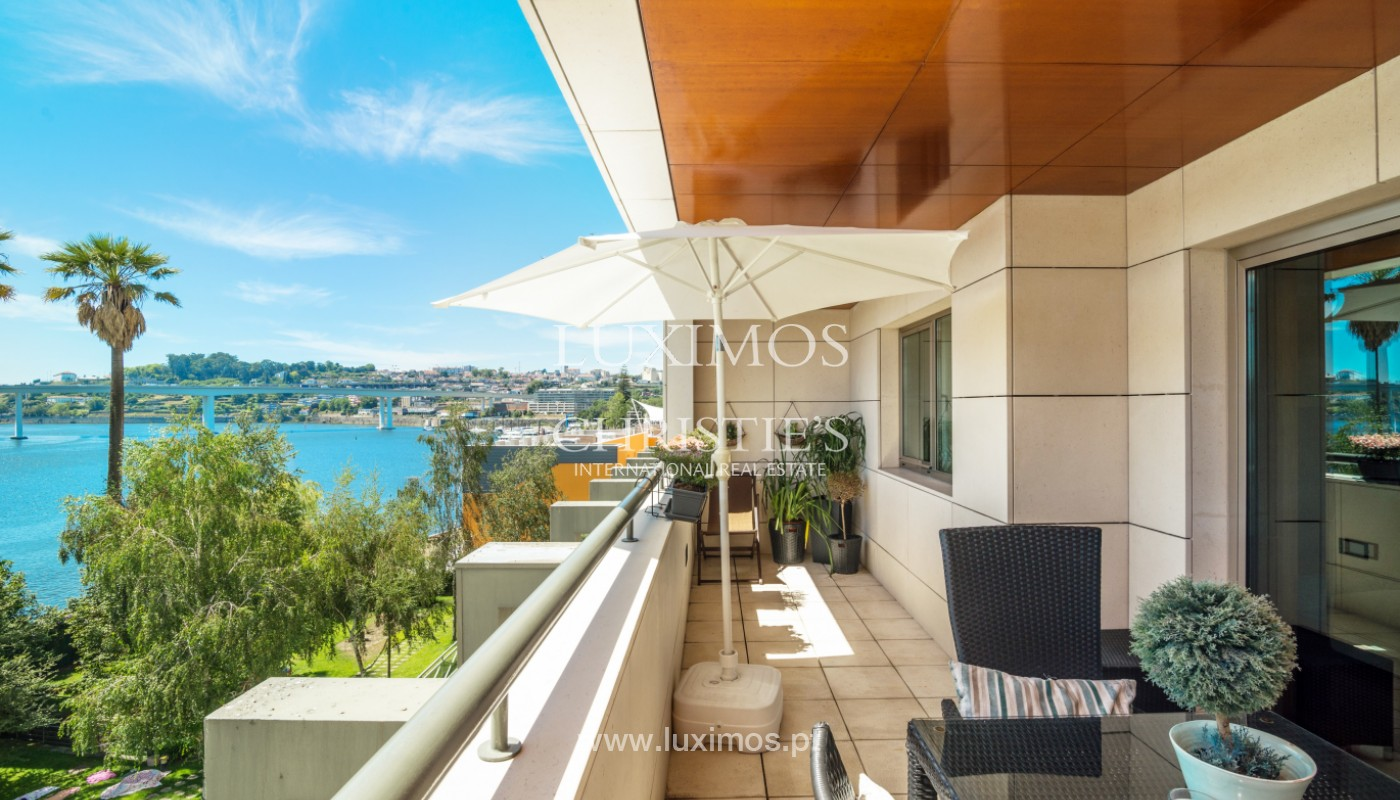Luxury Apartment, with river view, for sale, Gondomar, Porto, Portugal_145000