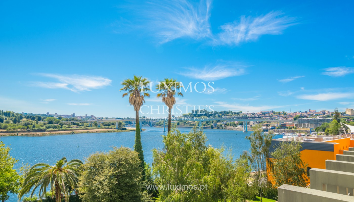 Luxury Apartment, with river view, for sale, Gondomar, Porto, Portugal_145003