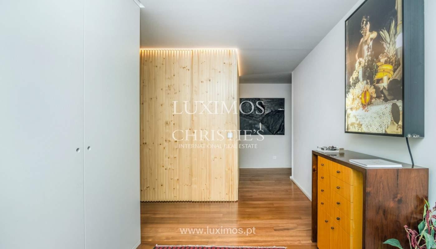 Penthouse dúplex, en venta, cerca del Parque de la Ciudad, Porto, Portugal_145041